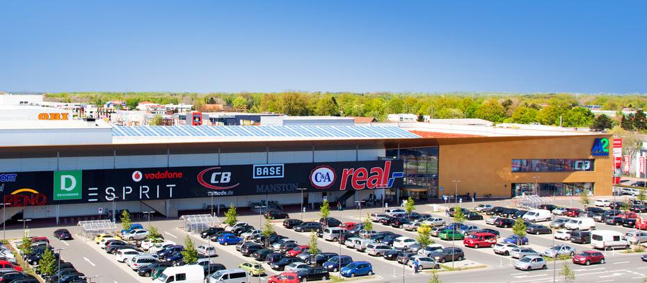 Redevco kauft Portfolio mit A2-Center in Hannover