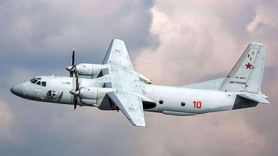 Офицер с Камчатки погиб при крушении Ан-26 в Сирии ...
