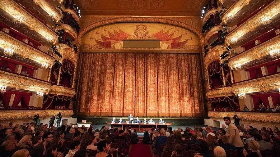 Большой театр покажет онлайн-трансляцию балета «Спартак ...