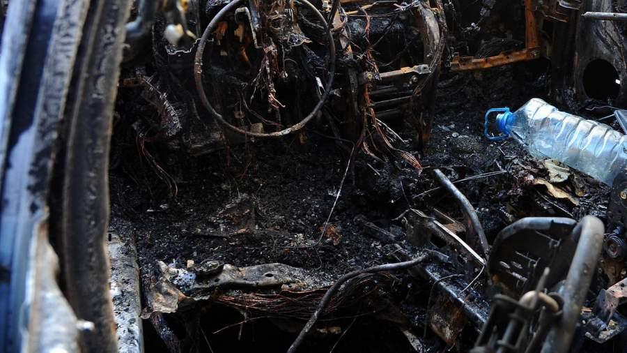 Взрывное устройство сработало под машиной в Ингушетии ...