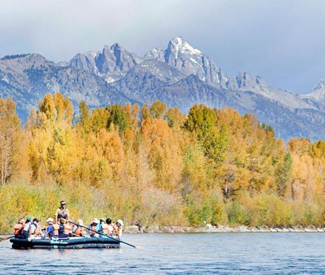 Snake River Float Trips