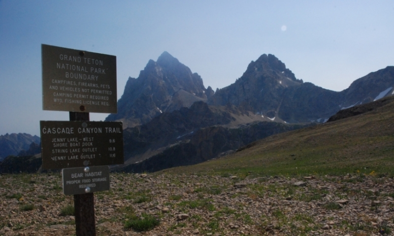 Hiking The Teton Crest Trail In Wyoming Alltrips