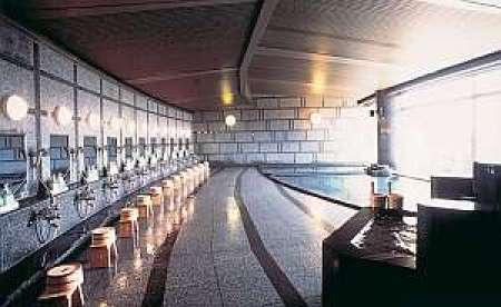 【いこいの村能登半島】大浴場