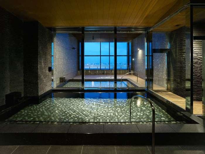 三井ガーデンホテル豊洲ベイサイドクロスの大浴場