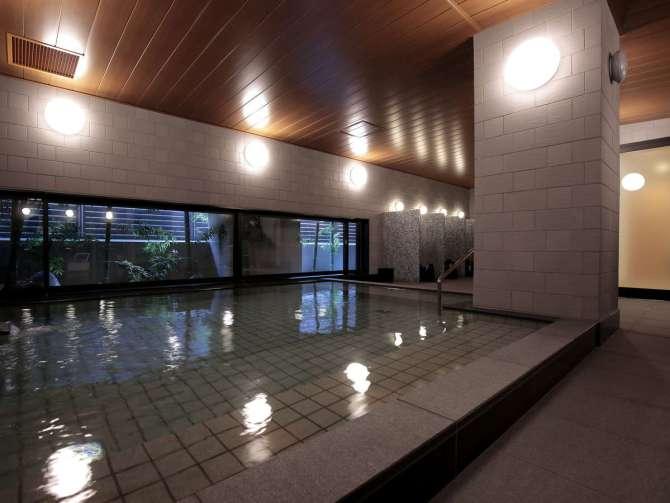 【ホテルインターゲート京都 四条新町】大浴場