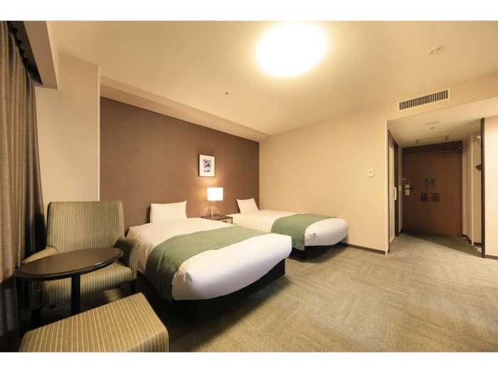 ダイワロイネットホテル金沢 ユニバーサルツインルーム
