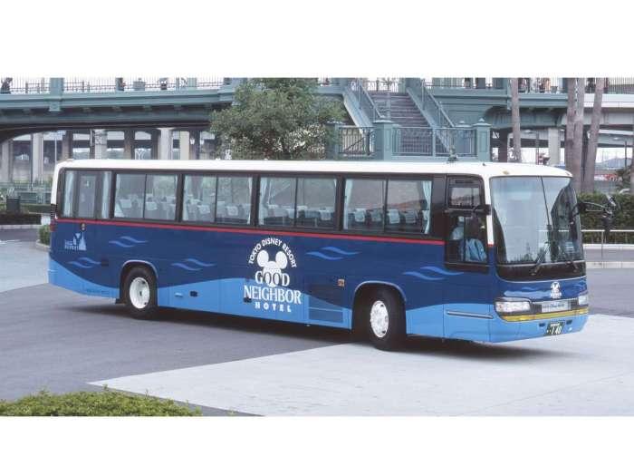 東京ベイ有明ワシントンホテルはグッドネイバーホテル・シャトルを運行