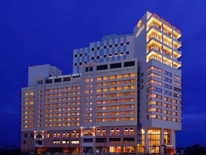 【ホテル ユニバーサル ポート ヴィータ】外観