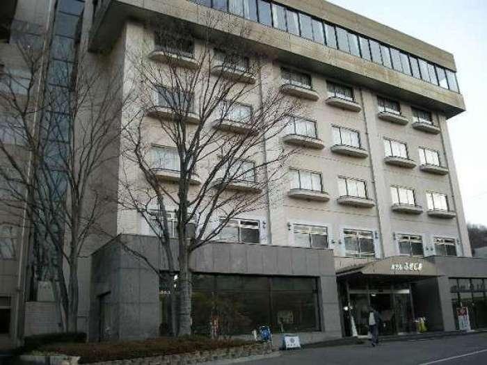 【ホテルふせじま】の外観