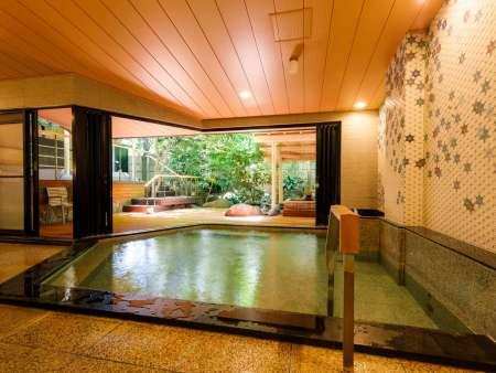 山代温泉【たちばな四季亭】大浴場