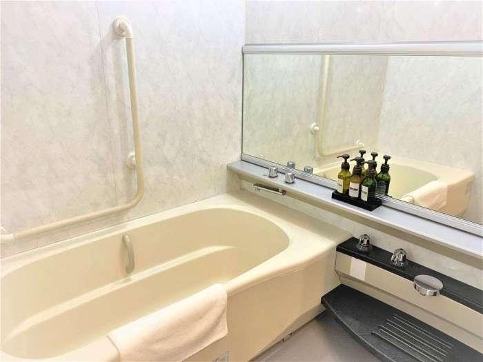 ホテルマイステイズ舞浜のアクセシブルツイン(バスルーム)
