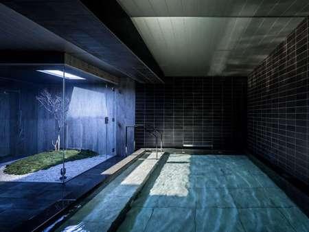 【京都グランベルホテル】大浴場