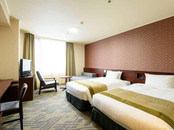 金沢東急ホテルのハンディキャッパールーム
