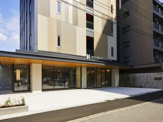 【ホテルインターゲート金沢】外観