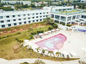 センチュリオンホテル沖縄美ら海 外観