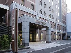 ホテル京阪札幌 外観