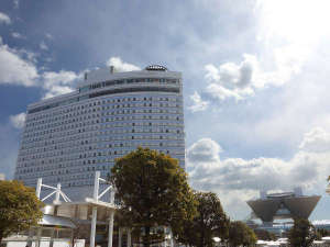 東京ベイ有明ワシントンホテル 外観