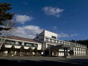 八ヶ岳ホテル 風か 外観