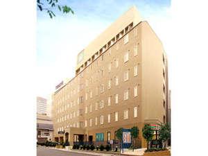 R&Bホテル仙台広瀬通駅前 外観