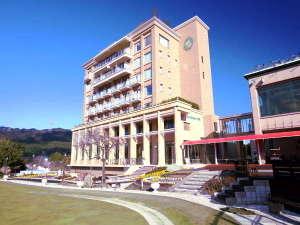 ホテル多度温泉 外観
