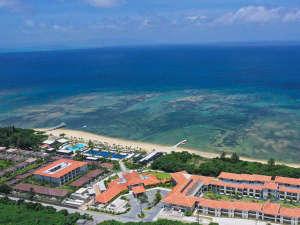 フサキビーチリゾート ホテル&ヴィラズ 外観