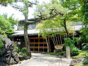 京都嵐山 花のいえ 外観