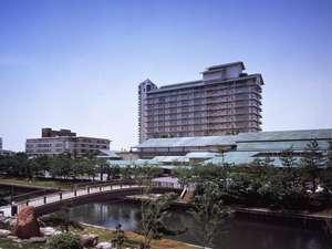 ホテル花水木 外観