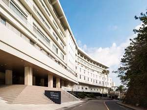 SHIRAHAMA KEY TERRACE HOTEL SEAMORE 外観