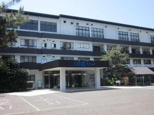 三保園ホテル 外観