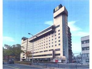 スマイルホテル和歌山 外観
