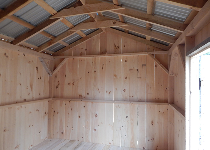 Diy Outdoor Storage Shed Plans