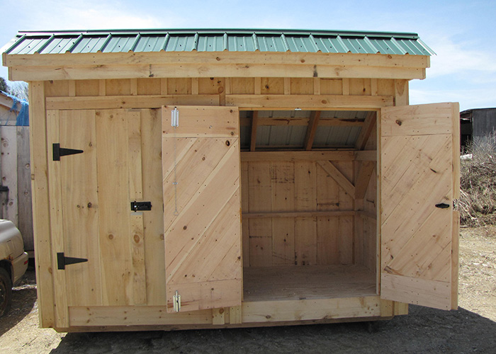 Building Garden Enclosure