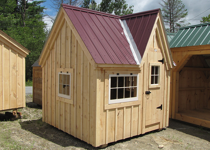 Very Small Garden Sheds