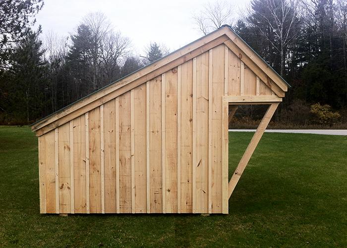 Affordable Wood Sheds