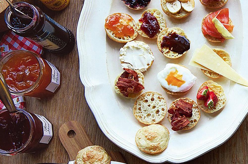 Light Breakfast Ideas For Christmas Morning