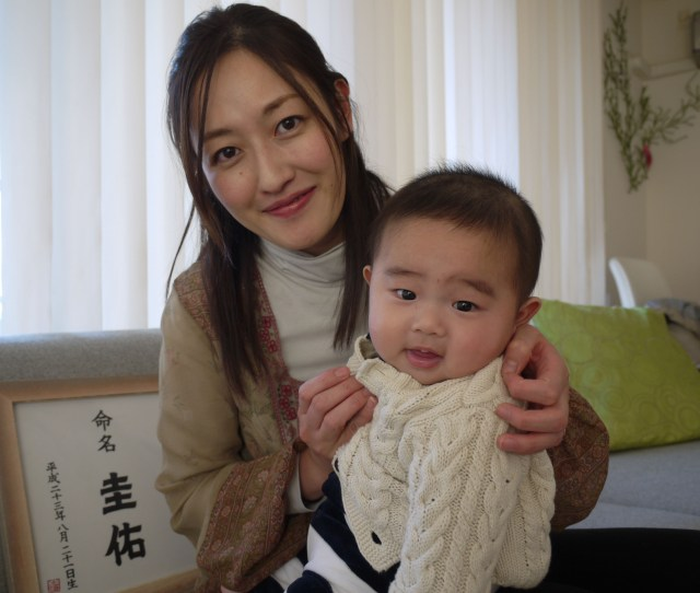 The Written Word Michiko Torii A Stay At Home Mom In Tokyos