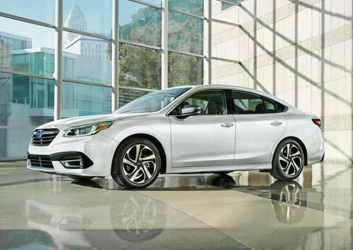 2020 Subaru Legacy photo