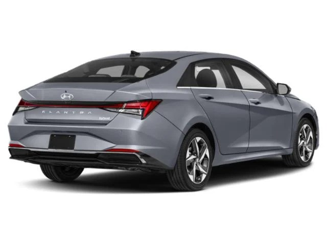 Full digital display instrument cluster. New 2021 Hyundai Elantra Hybrid Blue Dct Msrp Prices Nadaguides