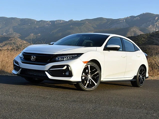 For well over a decade, the honda civic has been one of the bestselling vehicles, particularly with people ages 35 and under. 2020 Honda Civic Hatchback Review J D Power