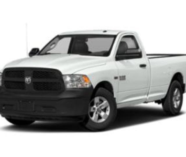 2018 Ram Truck 1500