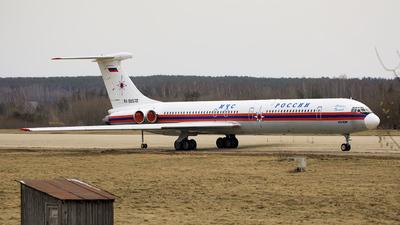 RA-86570 - Ilyushin IL-62M - MCHS Rossii - Flightradar24