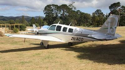 Zk Aco Beech A36 Bonanza E 1896 Flightradar24