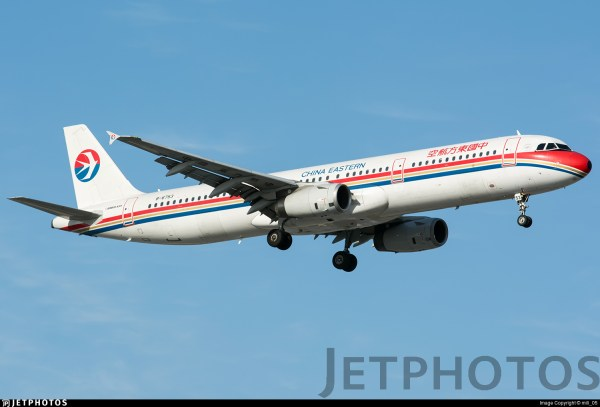 B-6753 | Airbus A321-231 | China Eastern Airlines | mili ...
