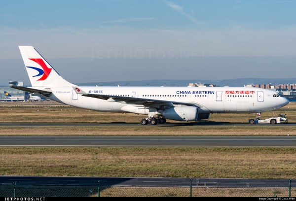 B-5975 | Airbus A330-243 | China Eastern Airlines | Claus ...