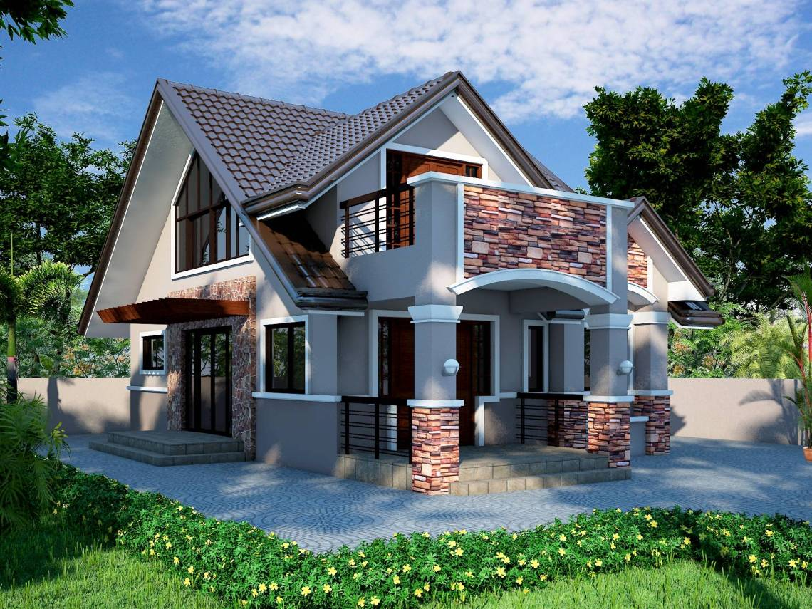 Attic House Design Philippines Joy Studio Best - House ...