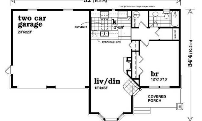 Story Garage Apartment Floor Plans