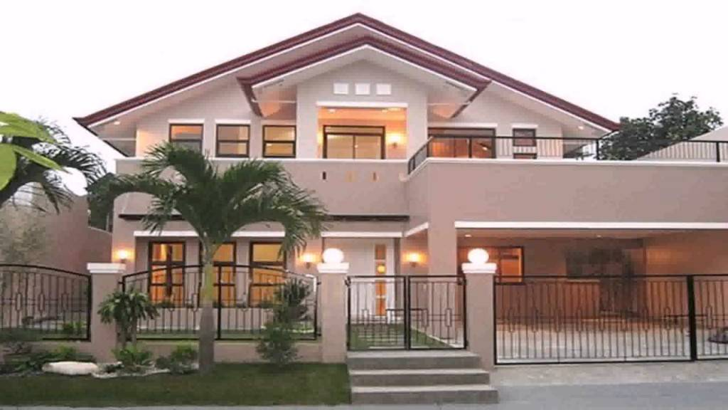 Bungalow House Design Balcony - House Plans | #145354