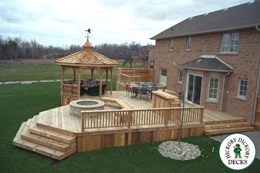 deck patio design ideas possibility