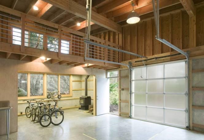 Garage Loft Apartment House Plans