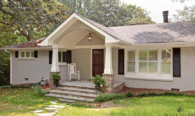 Stunning Ranch Style House With Front Porch Ideas House Plans